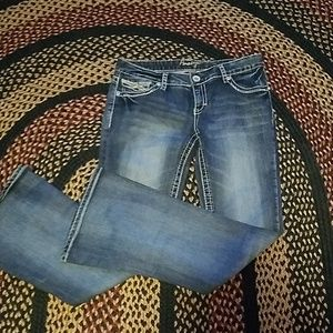 MAKE OFFER* AMETHYST JEANS